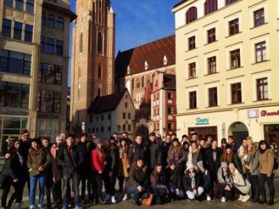 Fotka výletu v Wroclaw